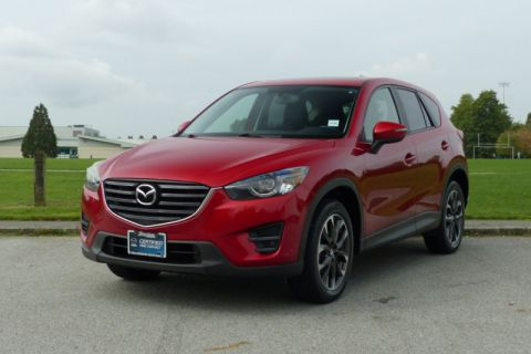 Used 2016 Mazda CX-5 GT AWD - Navigation - Leather Seats