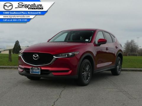 Used 2018 Mazda CX-5 GS - Heated Seats - Power Liftgate