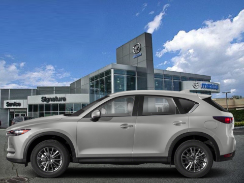New 2019 Mazda CX-5 GS Auto AWD