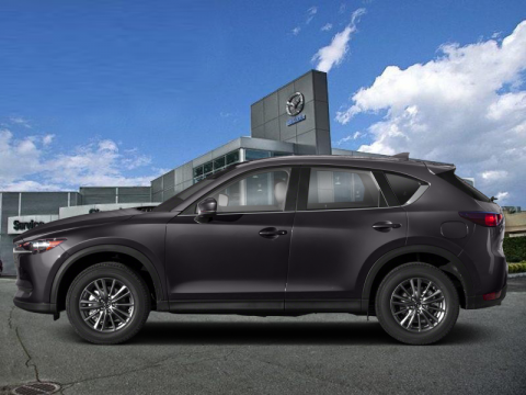 New 2020 Mazda CX-5 GS AWD