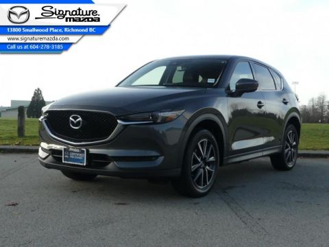 Used 2017 Mazda CX-5 GT - Sunroof - Leather Seats