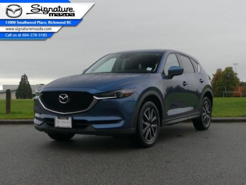 Used 2018 Mazda CX-5 GT - Leather Seats - Heated Seats