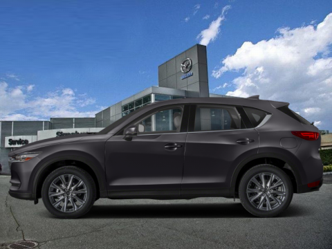 New 2020 Mazda CX-5 GT Turbo