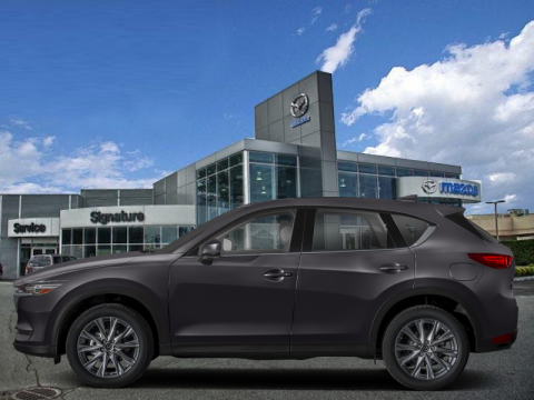 New 2019 Mazda CX-5 GT w/Turbo Auto AWD - Navigation