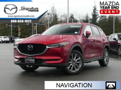 Demo 2019 Mazda CX-5 GT w/Turbo Auto AWD - Head-up Display