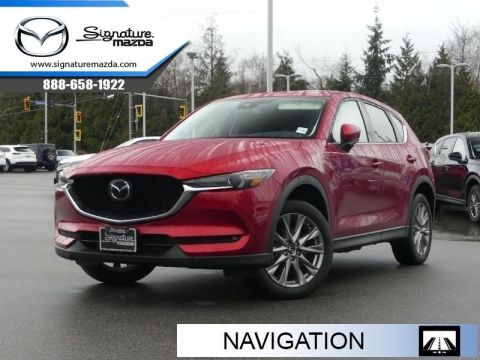 Demo 2019 Mazda CX-5 GT w/Turbo Auto AWD - Navigation