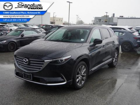 Used 2017 Mazda CX-9 GT - Navigation - Low Mileage