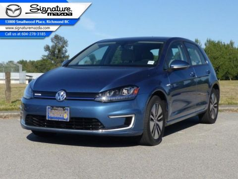 Used 2016 Volkswagen e-Golf - Low Mileage